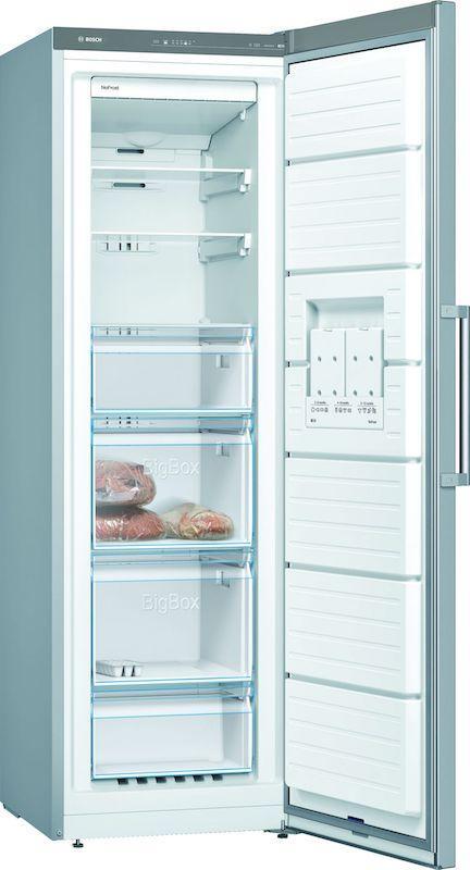 Bosch GSN36VLFP 60cm Frost Free Freezer