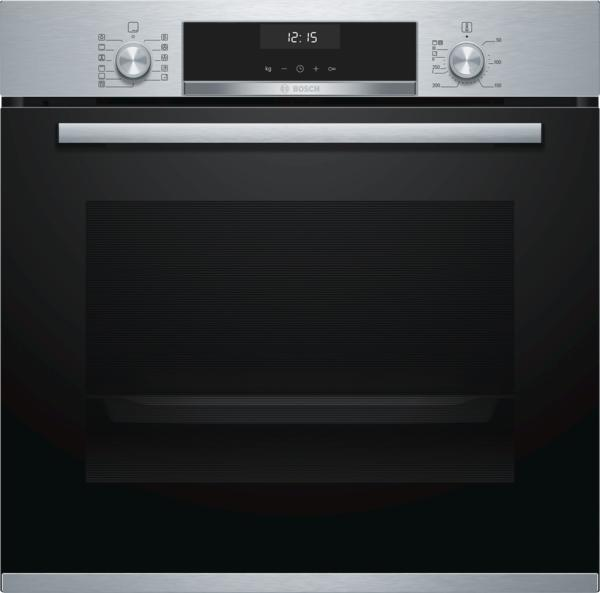 Bosch HBA5570S0B / CMA585MS0B / BIC510NS0B - Single Oven / Combi Microwave Oven / Warming Drawer Pack