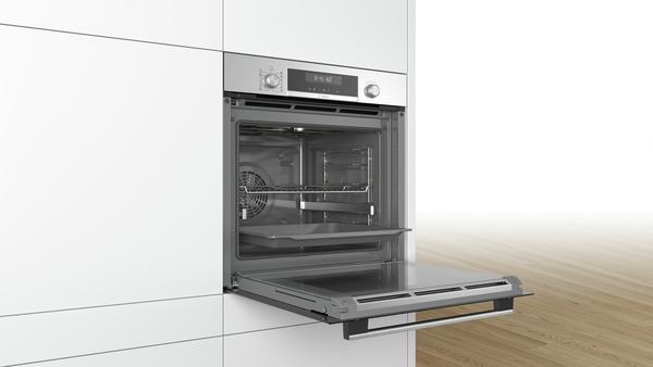 Bosch HBA5780S0B Pyrolytic Single Oven