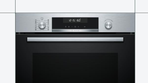Bosch HBG5785S0B Pyrolytic Single Oven