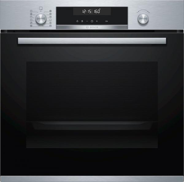 Bosch HBG5785S6B Pyrolytic Single Oven