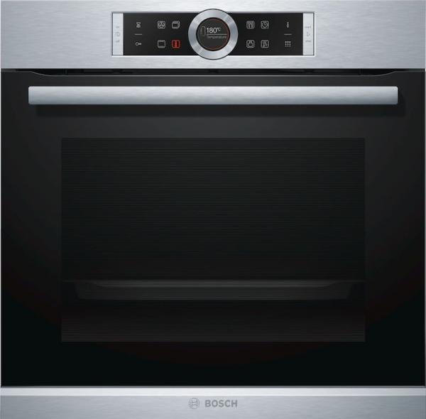 Bosch HBG673BS1B Pyrolytic Single Oven