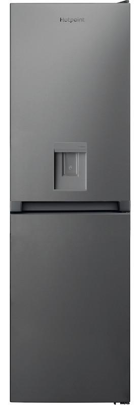 Hotpoint HBNF55181SAQUA 55cm Frost Free Fridge Freezer with Water Dispenser