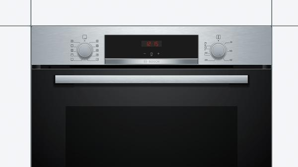 Bosch HBS534BS0B Built-In Single Oven