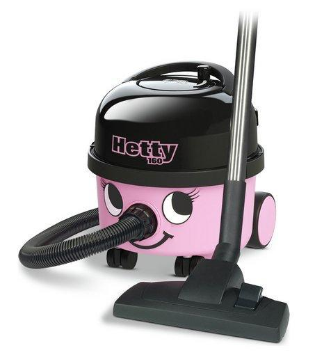 Numatic Hetty HET160 Compact Tub Vacuum (EX DISPLAY - PERFECT CONDITION)