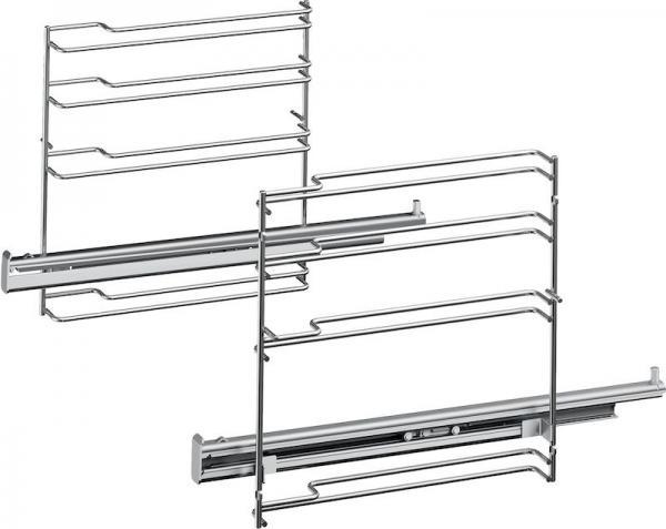 Bosch HEZ638170 Full Extension Telescopic Rail (1 Level / Pyrolytic)