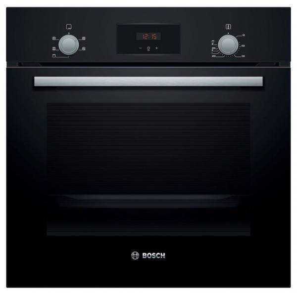 Bosch HHF113BA0B Black Single Oven