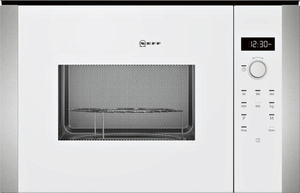 Neff HLAWD53W0B Built-In Microwave Oven