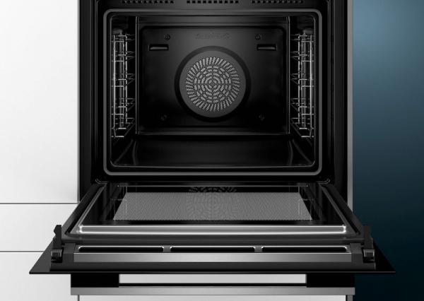 Siemens HN678GES6B Combi Microwave Oven