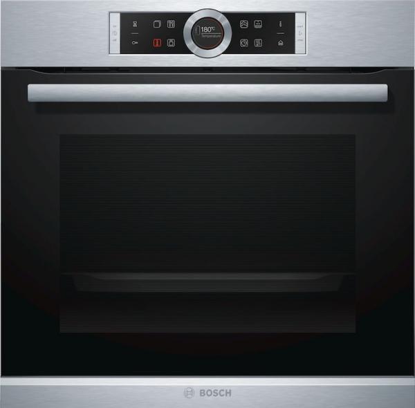 Bosch HRG635BS1B Built-In Single Oven