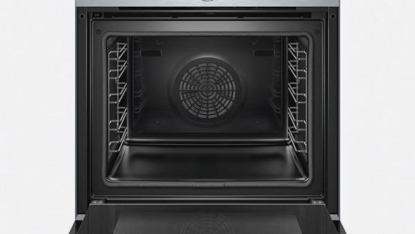 Bosch HRG675BS1B Built-In Single Oven