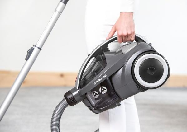 Hoover HVRWRC40IC Whirlwind Pets Bagless Cylinder Vacuum Cleaner