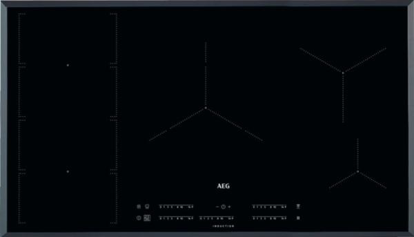 AEG IKE95471FB 90cm Induction Hob