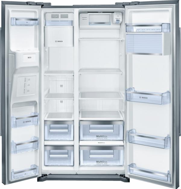 Bosch KAD90VI20G American Side by Side Fridge Freezer