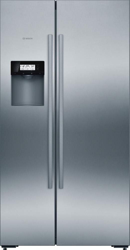 Bosch KAD92AI20G American Side by Side Fridge Freezer