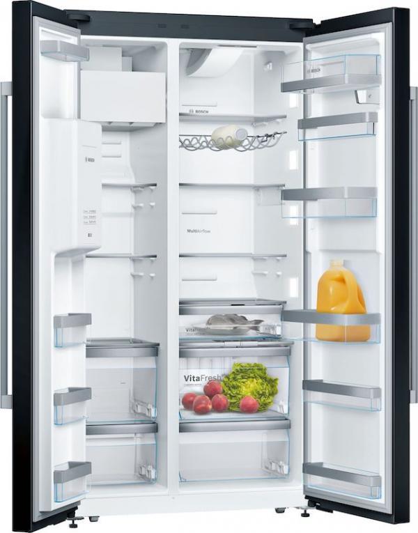 Bosch KAD92HBFP American Style Side by Side Fridge Freezer