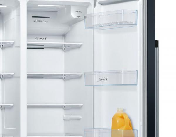 Bosch KAD93VBFPG American Style Side by Side Fridge Freezer