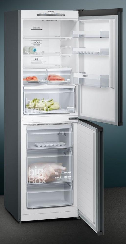 Siemens KG34NVX3AG Frost Free Fridge Freezer