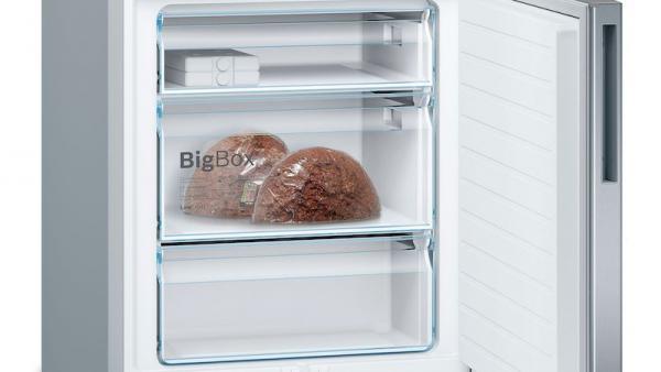 Bosch KGE49AICAG 70cm LowFrost Fridge Freezer