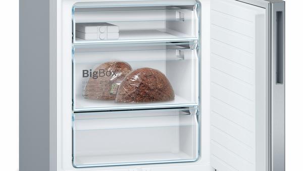 Bosch KGE49VI4AG 70cm LowFrost Fridge Freezer
