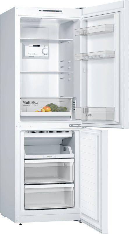 Bosch KGN33NWEAG 60cm Frost Free Fridge Freezer