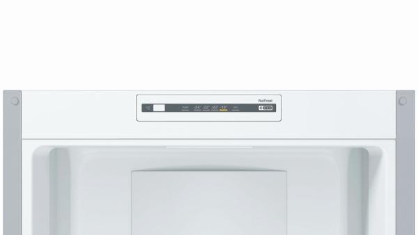 Bosch KGN34NLEAG 60cm Frost Free Fridge Freezer
