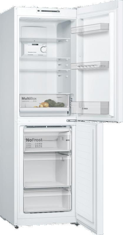 Bosch KGN34NWEAG Frost Free Fridge Freezer