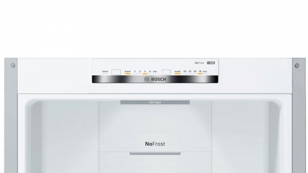 Bosch KGN36VLEAG 60cm Frost Free Fridge Freezer