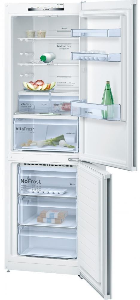 Bosch KGN36VW35G 60cm Frost Free Fridge Freezer