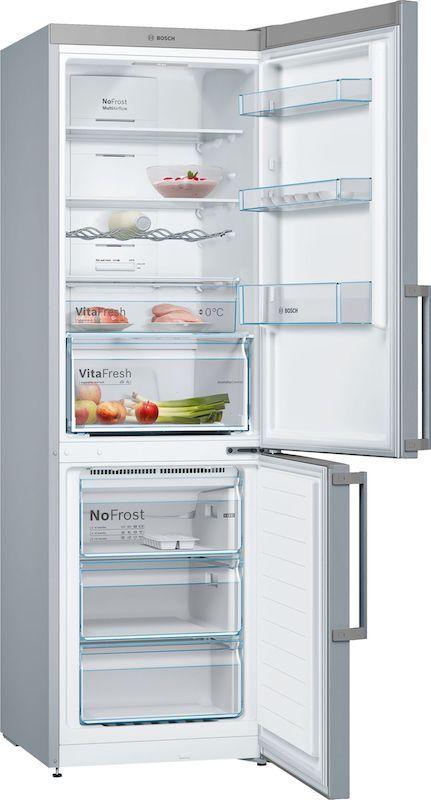 Bosch KGN36XLER 60cm Frost Free Fridge Freezer