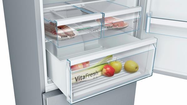 Bosch KGN56XL30 Frost Free Fridge Freezer