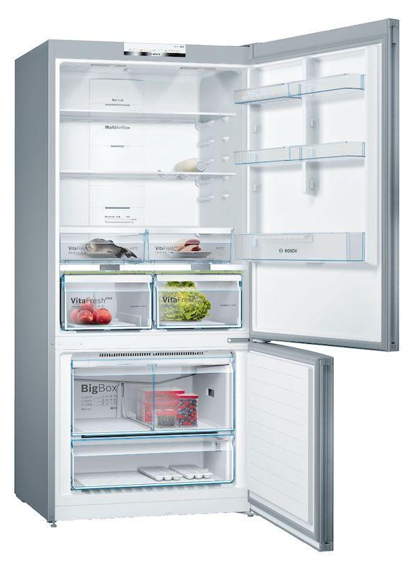 Bosch KGN864IFA 86cm Frost Free Fridge Freezer