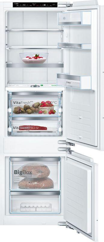 Bosch KIF86PF30 Integrated 70/30 Frost Free Fridge Freezer