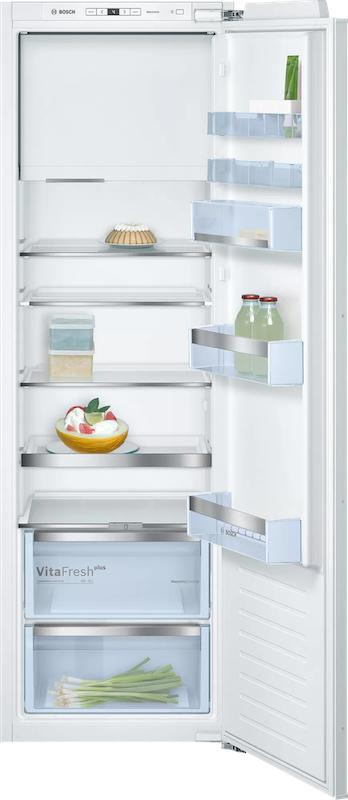 Bosch KIL82AFF0G Integrated Tall Fridge with Ice Box