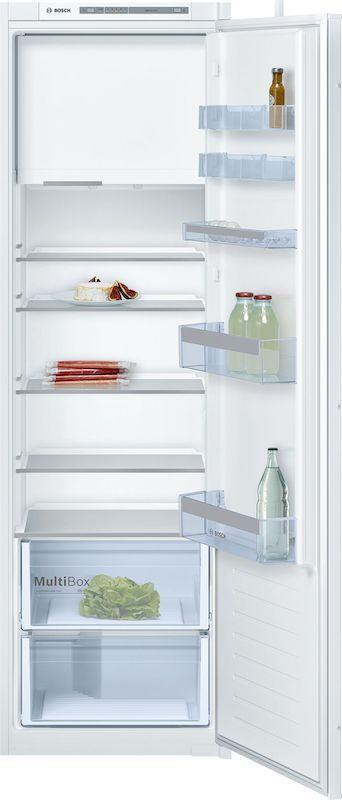Bosch KIL82VSF0 Integrated Fridge with Ice Box