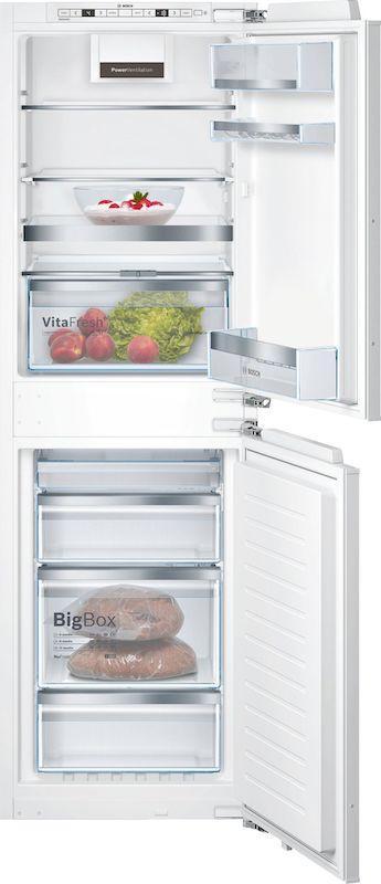 Bosch KIN85AFE0G Integrated 50/50 Frost Free Fridge Freezer