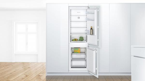 Bosch KIN86NFF0G Integrated 70/30 Frost Free Fridge Freezer