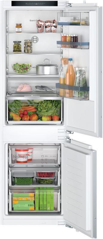 Bosch KIN86VFE0G Integrated 70/30 Frost Free Fridge Freezer