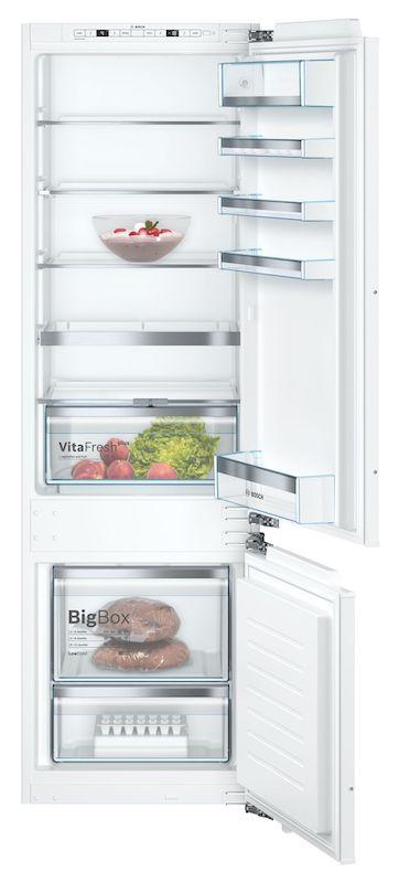 Bosch KIS87AFE0G Integrated 70/30 LowFrost Fridge Freezer
