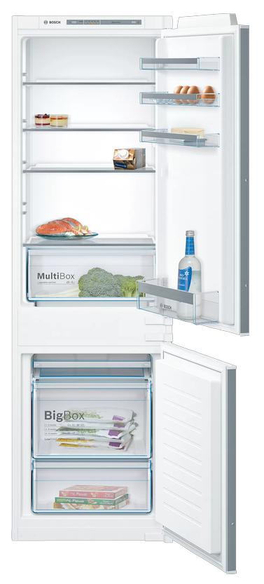 Bosch KIV86VSF0G Integrated 70/30 LowFrost Fridge Freezer