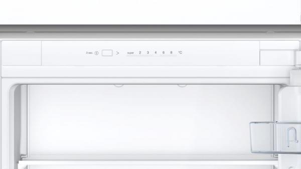 Bosch KIV87NSF0G Integrated 70/30 LowFrost Fridge Freezer