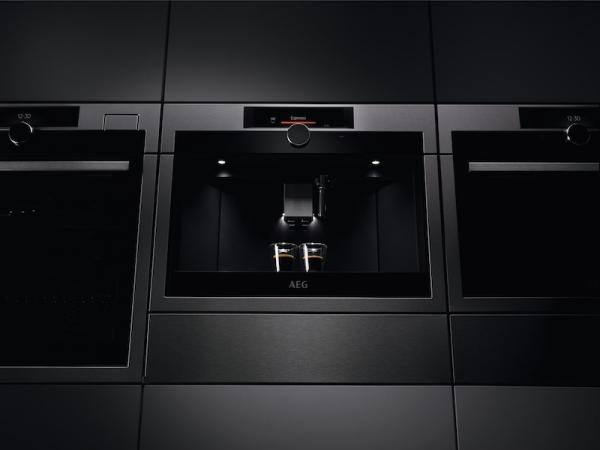 AEG KKE994500M Built-In Bean to Cup Coffee Machine