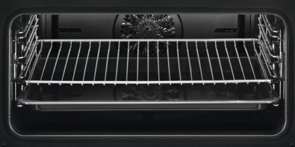 AEG KMK968000B Black Combi Microwave Oven