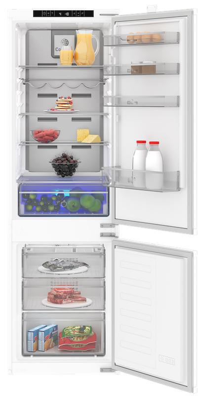 Blomberg KND4552I Integrated 70/30 Frost Free Fridge Freezer