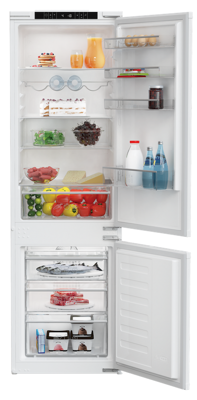 Blomberg KNM4553EI Integrated 70/30 Frost Free Fridge Freezer