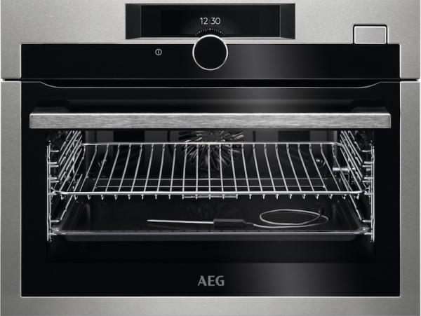 AEG KSE882220M Built-In Steam Oven