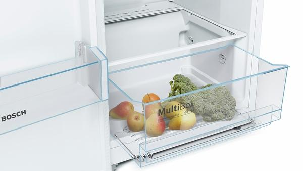 Bosch KSV36NW3PG Tall Larder Fridge