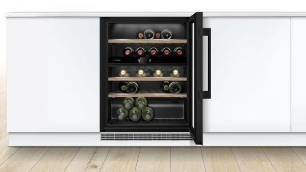 Bosch KUW21AHG0G Undercounter Wine Cabinet