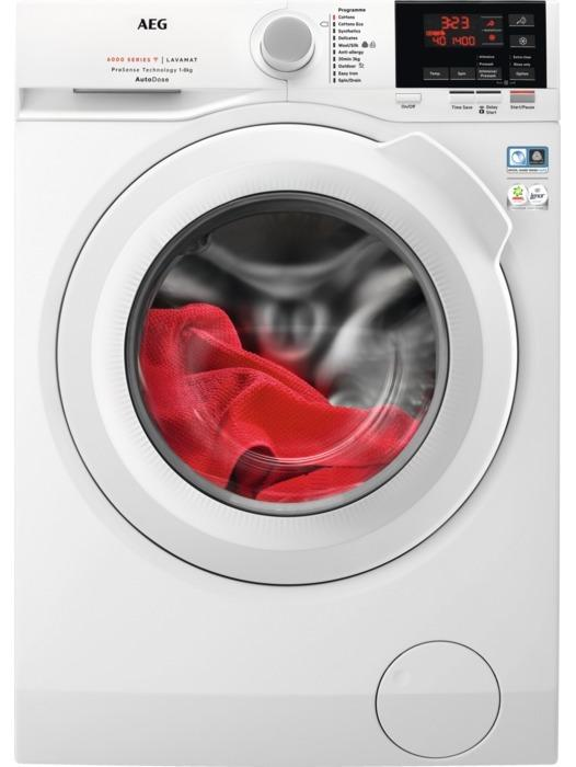 AEG L6FBG841CA AutoDos Washing Machine
