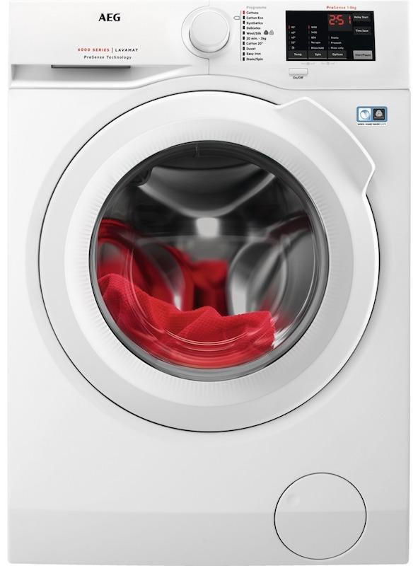 AEG L6FBI861N Washing Machine